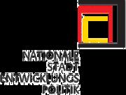 """Logo des Projektes """"Nationalen Stadtentwicklungspolitik"""" des BMI und BBSR"""